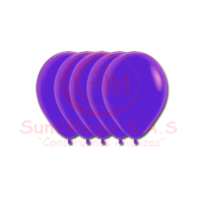 BOMBA R-12 X 50 AZUL ARCOIRIS (25)