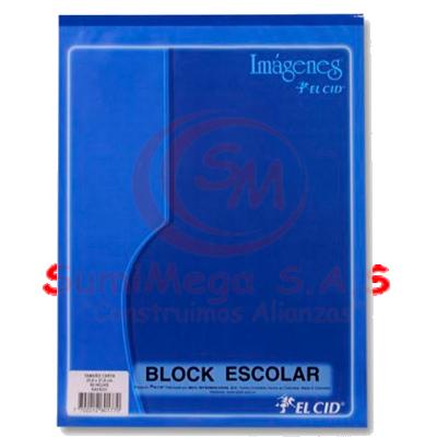 BLOCK CARTA 70 HJ RAY 544480 IMAGENES (50)