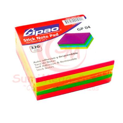 TACO ADH. 75X75 X 320HJ NEON GIPAO (192)