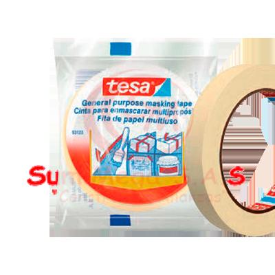 CINTA DE ENMASCARAR 18X40 TESA (3)(48)