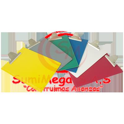 TABLA LEGAJ OF PLASTICA ROJA REDPOINT (50)