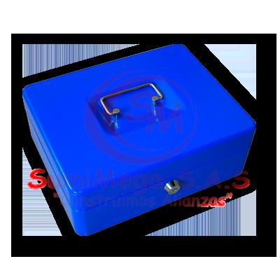 CAJA MENOR METALICA 6″/LLAVE GP901
