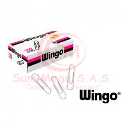 CLIP ESTANDAR X 100 5102 WINGO/GEMA (250)