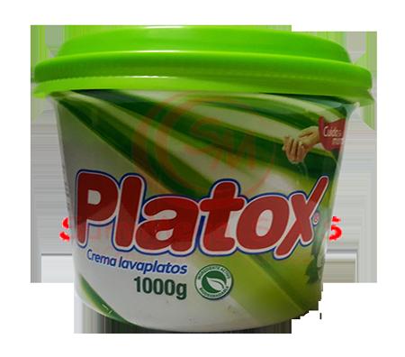 LAVAPLATOS CREMA X 1000 LIMON PLATOX (8)