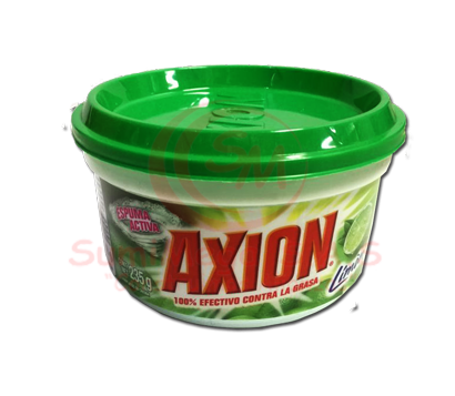 LAVAPLATOS CREMA X 235 LIMON AXION (48)