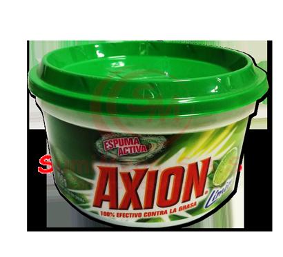 LAVAPLATOS CREMA X 450 LIMON AXION(24)