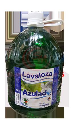 LAVAPLATOS LIQUIDO X GALON LIMON AZULADO (4)