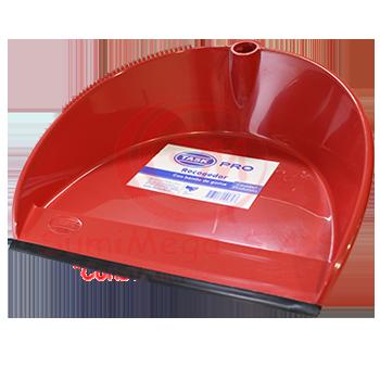RECOGEDOR PEST ROJO M/PVC 1019080/S206104 TASK (12)