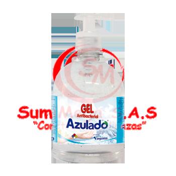 GEL ANTIBACTERIAL X 500 ML VALVULA AZULADO (32)