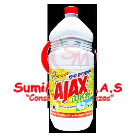 BICARBONATO X 2 LT AJAX NJA-LIMON (6)
