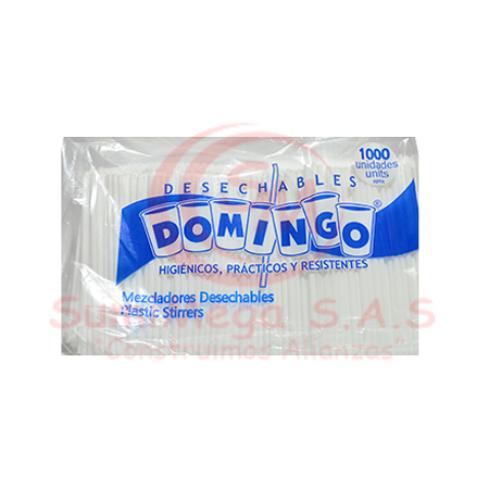 MEZCLADORES DOMINGO X 500  (20)