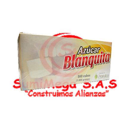 AZUCAR CUBO X 560 1000GR BLANQUITA (10)