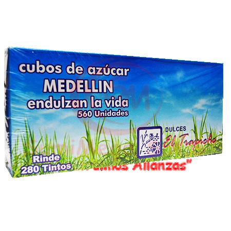 AZUCAR CUBO X 560 1350GR MEDELLIN (10)