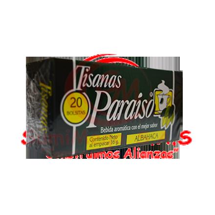 AROMATICA ALBAHACA X 20 TISANA (24)