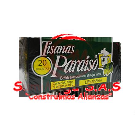 AROMATICA LIMONCILLO X 20 TISANA (24)