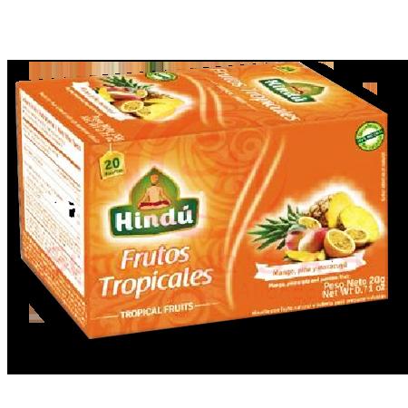 INFUSION FRUTOS TROPICALES X 20 SOBRE HINDU (144)