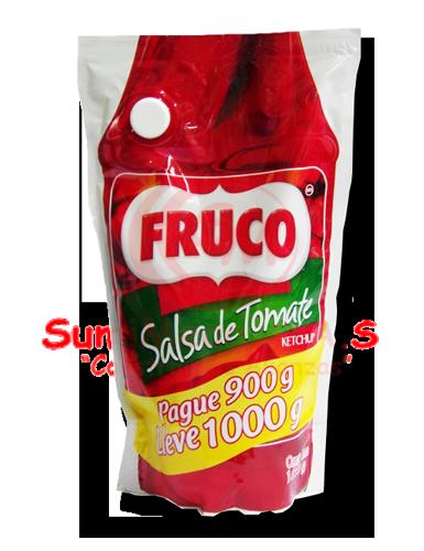 SALSA TOMATE FRUCO X 1 KG