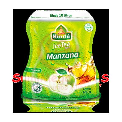 BEBIDA TE HELADO MANZANA X 600GR HINDU  (6)