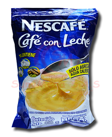 CAFE CON LECHE NESCAFE X 900 NESCAFE (6)
