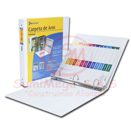 CARPETA CATALOGO 0.5″ O BCA 100HJ 500094 NORMA (8)