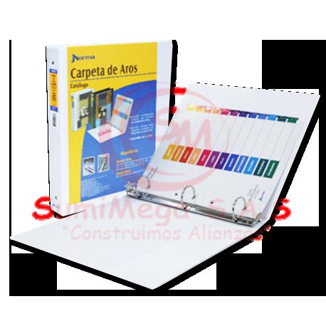 CARPETA CATALOGO 1″ O BCA 200HJ 500095 NORMA (6)