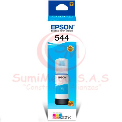 TINTA EPSON T544220-AL CYAN L3110/L3150