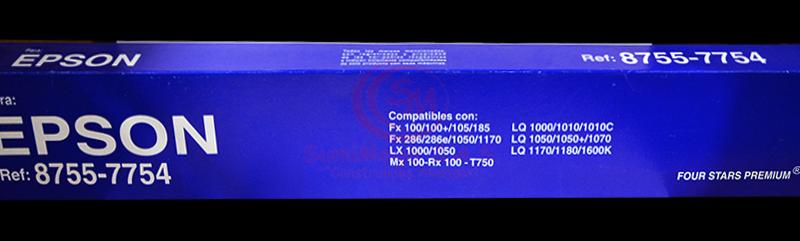 CINTA EPSON FX 1170/1050/1180/8755 ORIGINAL