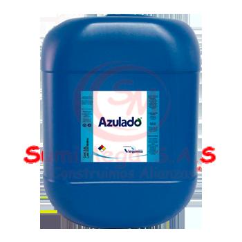 DETERG LIQ ROPA X CUÑETE BLUE AZULADO(19LTS)