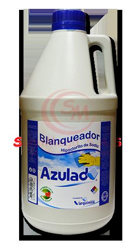 BLANQUEADOR X 1.8 LT 5.25% AZULADO (9)