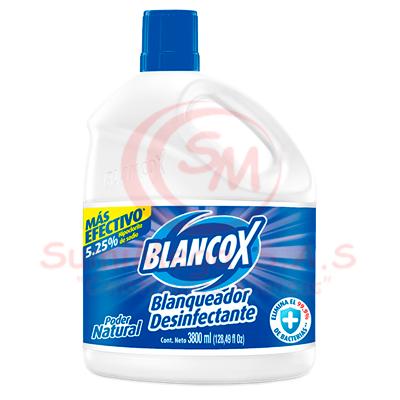 BLANQUEADOR X GALON 5.25% BLANCOX(4)