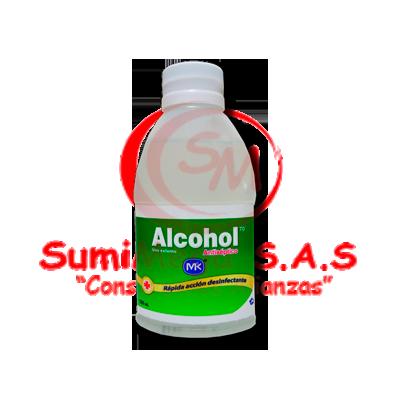 ALCOHOL ANTISEPTICO X 120 ML