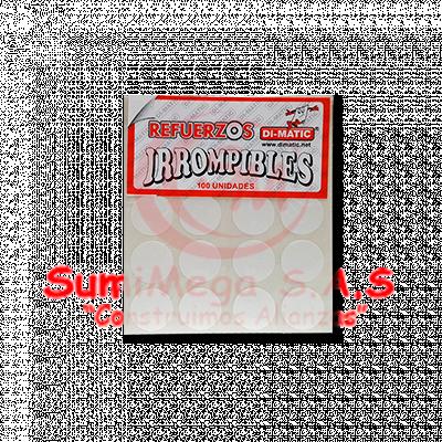 REFUERZO ADHESIVO IRROMPIBLE 179 X 100 DIMATIC