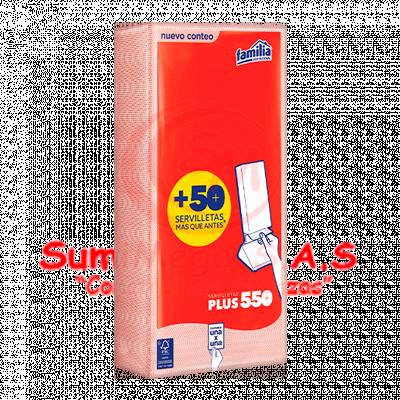 SERVILLETA CAFETERIA PLUS BCA X 550 72675 FLIA(6)