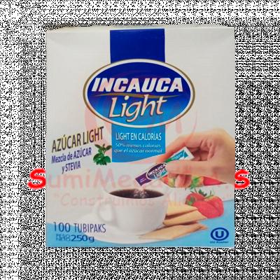 AZUCAR X TUBO LIGHT X 100 INCAUCA
