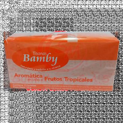 AROMATICA FRUTOS TROPICALES X 25  BAMBY (24)
