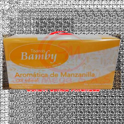 AROMATICA MANZANILLA X 20 BAMBY (24)