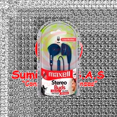 AUDIFONO MAXELL EB95-MIC C/MICROF