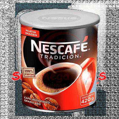 CAFE INSTANTANEO X 500 LATA NESCAFE