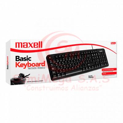 TECLADO ALAMB KB-90 MAXELL